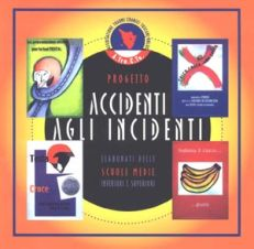Copertina della pubblicazione di ATRACTO &quot;Accidenti agli incidenti&quot;
