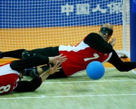 Partita di goalball