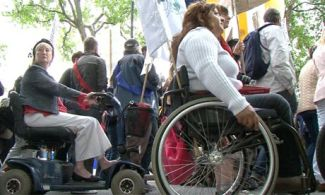 Donne con disabilità