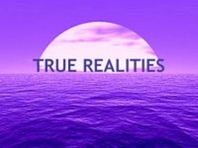 "Logo del blog ""True Realities"""