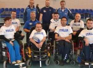 Nazionale Italiana di wheelchair hockey