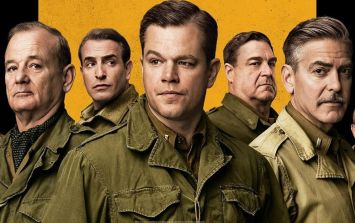 "Interpreti principali di ""Monuments Men"""