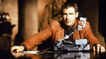 "Harrison Ford in ""Blade Runner"""