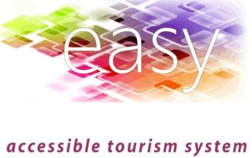 "Logo del Progetto ""Easy, accessible tourism system"""