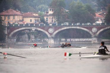 "Torino, ""Rowing for Rio 2014"" (foto di Mauro Ujetto)"