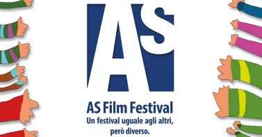 Logo dell'ASFF 2015 (AS Film Festival)