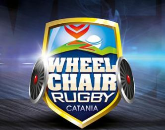 Logo del Wheelchair Rugby Catania
