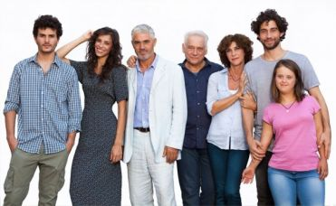 "Cast del film ""Come saltano i pesci"""