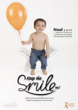 "Campagna CESI ""Keep the Smile On"", 22 marzo 2016"