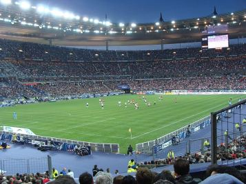 Stade de France, Parigi Saint-Denis