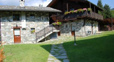 Residenza Foyer d'Antan di Brusson in Valle d'Aosta
