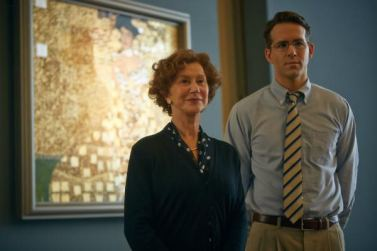 "Helen Mirren e Ryan Reynolds, protagonisti di ""Woman in Gold"""