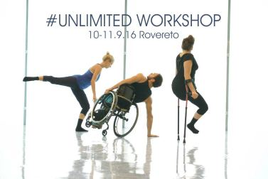 "Manifesto di ""#Unlimited Workshop"", Rovereto (Trento), 10-11 settembre 2016"
