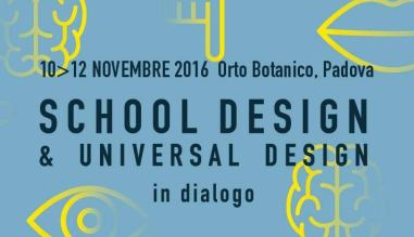 "Logo di ""Inclusive Design Weekend"", Padova, 10-12 novembre 2016"