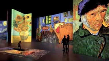 """Van Gogh Alive - The Experience"", Roma, 2016-2017"
