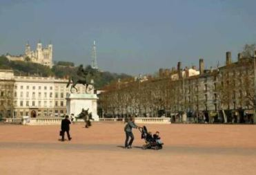 Lione, Place Bellecour