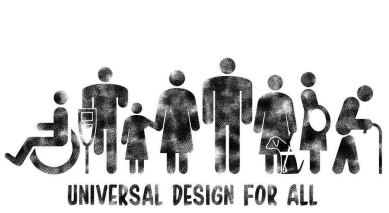Realizzazione grafica dedicata all'Universal Design for All