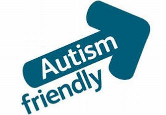 "Logo di ""Autism Friendly"""