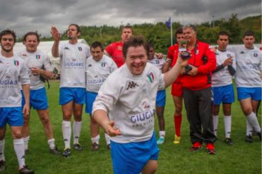 "Partita di rugby ""mixed ability"" del maggio 2018"