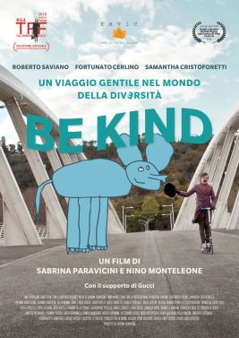 "Locandina del film ""Be Kind"""