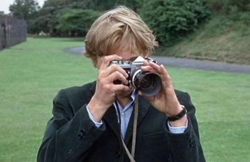 "Immagine tratta da ""Blow up"" di Michelangelo Antonioni"