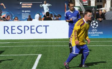 """European Football Week"" di Special Olympics"
