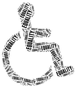 Equality disabled persons