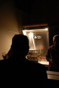 Bar al buio del Polo Tattile Multimediale di Catania