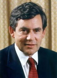 Il premier britannico Gordon Brown