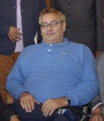 Giampiero Griffo fa parte del Consiglio Mondiale di DPI (Disabled Peoples' International)