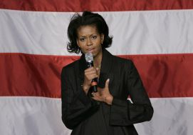La First Lady Michelle Obama