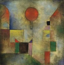 Paul Klee, Pallone rosso, 1922