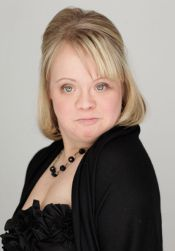 Lauren Potter, attrice americana con sindrome di Down