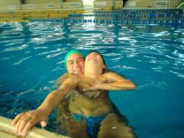 Terapia in piscina