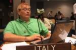 Giampiero Griffo, mebro dell'Esecutivo Mondiale di DPI (Disabled Peoples' International), parteciperà alla tavola rotonda in programma nella Repubblica di San Marino