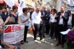 Una manifestazione di protesta promossa a Venezia dalla FISH Veneto