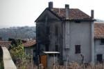 L'edificio dove sta per sorgere ad Altavilla Vicentina la Comunità Famigliare la Rocca