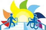 Una realizzazione grafica americana dedicata all'inclusione delle persone con disabilità
