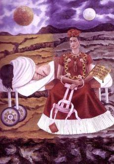 """Frida Kahlo, """"Albero della speranza sii solido"""", 1946"""