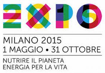 """Logo dell'""""Expo 2015"""" di Milano"""