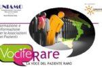 """Il logo realizzato per il progetto """"VocifeRare - La voce del Paziente Raro"""""""