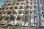 """Una delle opere in mostra a """"Inclusion/Exclusion"""""""