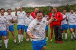 """Un'immagine scattata in occasione della partita di rugby """"mixed ability"""", giocata lo scorso anno tra il Settimo CRON Rugby e gli irlandesi Sunday's Well Rebels"""