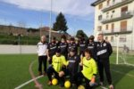 La squadra di calcio a 5 (categoria B1) dell'A.C. Crema 1908 Non Vedenti, confermatasi Campione d'Italia con due giornate di anticipo dalla fine del torneo