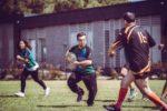 """Una partita di rugby """"Mixed Ability"""" ai recenti """"Adria Inclusive Games 2019"""" di Lignano Sabbiadoro (Udine), organizzati dall'Associazione SporT21 Italia"""