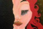 """""""Donna piange 1"""": opera delle Ragazze di Pontremoli (le giovani detenute dell'Istituto Penale per Minorenni di Pontremoli)"""