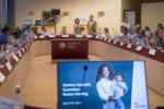 La sessione plenaria della Commissione Medico-Scientifica della Fondazione Telethon che ha assegnato i fondi relativi al Bando Telethon 2019