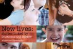 "La locandina del documentario ""New lives: stories linked by Duchenne and Becker Muscular Dystrophy"""