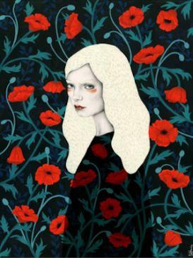 """Sofia Bonati (Soffronia), """"Poppy"""""""