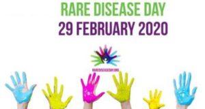 Manifesto realizzato per la Giornata Mondiale delle Malattie Rare 2020